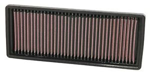 K&N Air Filter Fits Fortwo 2008-2015 GTCA23861   Auto Parts Performance Car