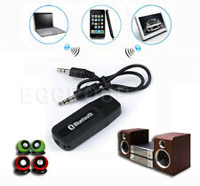 USB Audio Bluetooth Receiver Adapter for Mobile Phones Tablet Music to AUX Car