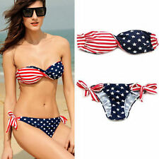 Elastane, Spandex Petite Swimwear Bikini Sets for Women