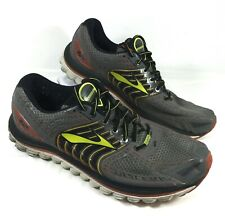 Gently used Men's Brooks Running Shoes Gray Glycerin 12 Sz 14 M