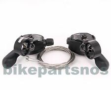 Shimano Altus C20 Shifter 3x6 - 18 speed Now Old Stock-1993