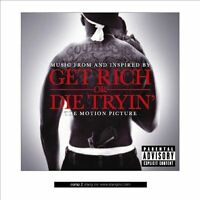 Various Artists : Get Rich Or Die Tryin (50 Cent) CD