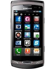 Téléphones mobiles noirs Samsung USB