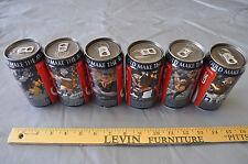 Rare 6 Can Coca-Cola Coke Set New Zealand 1994 Bledisloe Cup Black Team Rugby