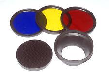 Linkstar MSA-HC Blitz Waben Vorsatz und Farbfilter für MS Blitz Serie (NEU/OVP)