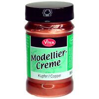 Viva Decor Modeling Creme 90g-Copper, VD1170-90440