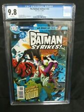 The Batman Strikes #32 (2007) Low Print Joker Poison Ivy DC CGC 9.8 A016