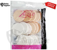 ZAZIE 16 COSMETIC ROUND MAKE-UP BLENDERS SPONGE NEW APPLICATOR FAST P&P