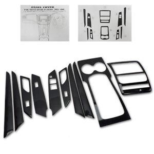 Panel Cover Black Carbon Fits Mitsubishi Pajero Montero Sport Right Driver 15 18