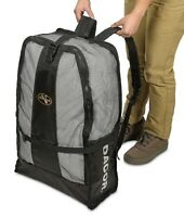 NEW Dacor Mesh Backpack, Scuba Gear Travel Bag for Diving & Snorkeling Equipment