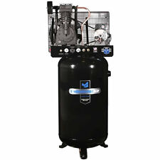 Industrial Air 5-HP 80-Gallon Two-Stage Air Compressor (240V 1-Phase)