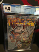 Teenage Mutant Ninja Turtles 49 CGC 9.8 WP Mirage; 1992