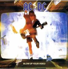AC/DC blow up your video (CD album) hard rock