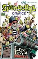 SpongeBob Comics #70, NM 9.4, 1st Print, 2017 Flat Rate Shipping-Use Cart