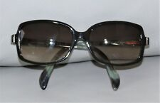 d1779a3a0ae9d8 GIORGIO ARMANI Prescription Sunglasses Black Green Faux Tortoise Shell  Frames