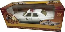 1:18 1975 Dodge Monaco Police Car The Dukes of Hazzard White Lightning