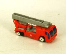 Transformers  Robots in Disguise Optimus Prime Firetruck 2001 Hasbro