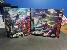 EMPTY BOX ONLY Amazon Transformers Earthrise WFC Dirge Ramjet Prowl Ironhide