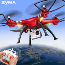 Syma X8HG 8.0MP HD Camera Drone Headless Mode 3D Flip RC Quadcopter LED Light