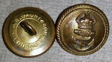 Britain Buttons Original WWI Collectables (1914-1918)