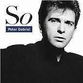 Peter Gabriel - So (2012)  CD 25th Anniversary  NEW/SEALED  SPEEDYPOST