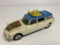 Corgi #499, Citroen Safari Station Wagon, 1968 Winter Olympics