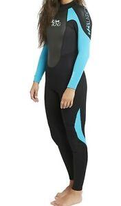 BILLABONG Damen Neoprenanzug 403 Launch Long Sleeve GBS ST Wet Suit Gr.8