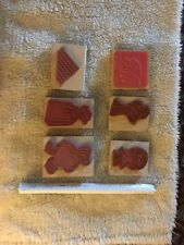 Rubber Stamp Collection - Price Is Per Stamp!