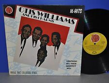 Otis Williams and his Charms 16 Original Greatest Hits D '78 VG++/M- Vinyl LP