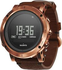 NEW SUUNTO ESSENTIAL COPPER ALTIMETER BAROMET OUTDOOR WATCH- SS01213000 RRP£585