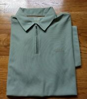 OOBE HYDROVENT Men's Polo Shirt Short Sleeve Size Large Olive GMC TERRAIN