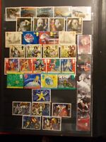 GB 1992 Commemorative Stamps, Year Set~Very Fine Used~(9)~UK Seller