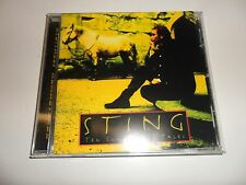 CD  Sting - Ten Summoner's Tales