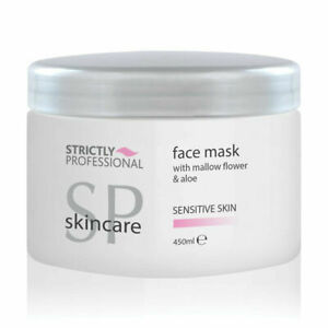 Strictly Professional Face Mask Sensitive Skin 450ml
