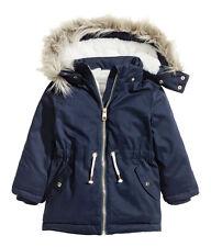 Größe 116 H&M Mädchen Jacken Winterjacken günstig kaufen