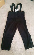 NEW USGI Polartec 200 Synthetic Fleece Bib Overall ECWCS Medium regular/ short