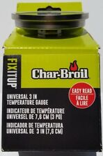 """Char-Broil Grill Universal 3"""" Temperature Gauge"""