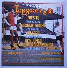 LP Various - Topscores 2 Holland Omega 1973 Shocking Blue Neil Diamond Geordie