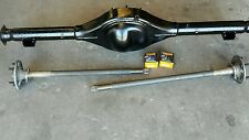"Holden HQ-HJ-HX-HZ  9"" 9 inch diff housing and axles to suit ute van 1 ton"