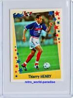 Panini Sticker Superfoot 98 99  France #194 very rare THIERRY HENRY  1998 NEU