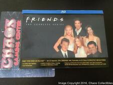 Friends: The Complete Series Blu-Ray BOX SET - 100% COMPLETE original owner