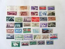 Uar Mini Lot 102 Mint/Nh Stamps & 2 S/S, Mint/Nh, includes #472a