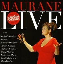 Maurane - Maurane Live (Et Avec Artistes Invites) [New CD] Canada - Import