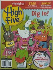 Highlights High Five June 2016 Dig In Look For Hidden Pictures FREE SHIPPING sb
