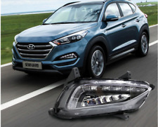 2X LED DRL Daytime Running Light Driving Lamp Set For Hyundai Tucson 2015-2017