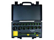 "Genuine John Deere 19 Piece 1/2"" 6-Point Impact Socket Set MCKTA4401M Tools Farm"
