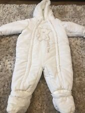 9-12 Months Ladybird Snow Suit Pram Suit