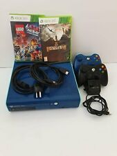 Xbox 360 E Special Edition Blue Bundle 512GB Blue Console