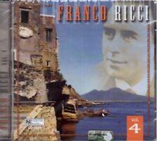Franco Ricci: Franco Ricci - Vol. 4°  - CD
