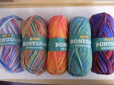 Mixed Lot Crochet & Knitting Woolen Yarns